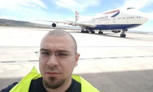 "AvioCATS representative worked for MRO ""Tarmac Aerosave"" – (Valencia, Spain) June 2017"