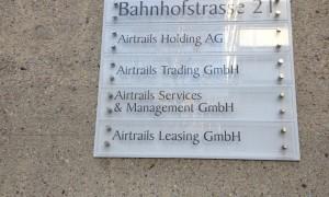 AvioCATS representative visits Airtrails leasing – (Zug, Switzerland) February 2017
